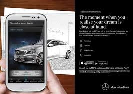 mercedes dealer locator mercedes services malaysia launches android version of mymbfs