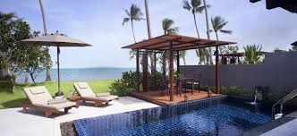 Asia Villa by Intercontinental Samui Resort Hotels In Heaven The Most