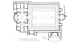 piazza d u0027oro 1189 768 hadrian u0027s villa plans roman to gothic