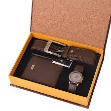 luxury bracelet box images Watch gift set box leather belt men wallets watch men mens watches jpg