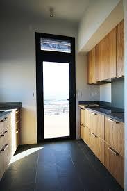 joseph cuisine design maison de montagne atelier joseph cuisine ardoise et chêne