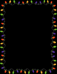 christmas lights png christmas lights decoration