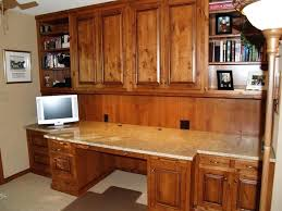 Home Office Built In Furniture Custom Built Desks Home Office Desk Executive In Furniture Large