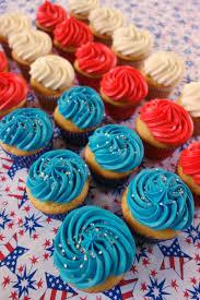 Flag Cakes Flag Cupcake Cake Plain Chicken