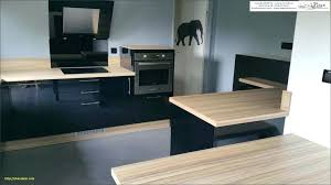 cuisine noir mat et bois cuisine noir mat et bois e plan de travail meonho info