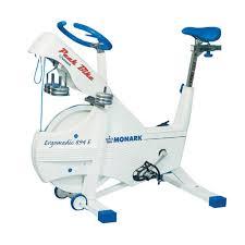 fitnesszone monark ergometer upright bikes