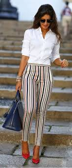 fashion style for 62 woman stripes9 675x1570 6 main fashion trends of spring summer 2017