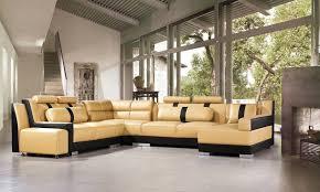 canapé d angle cuir canapé cuir vente canapes en promotion celeste lecoindesign