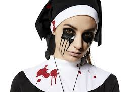 Halloween Costume Ideas Creepy Possessed Costume Halloween Party Delights Blog