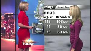 dillan on the today show dylan dreyer vs kristin clark weather babe booty battle youtube