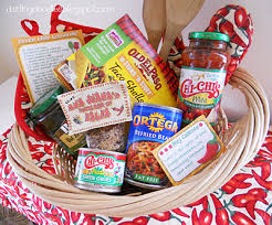 food basket ideas muy caliente is the spice of congratulations on