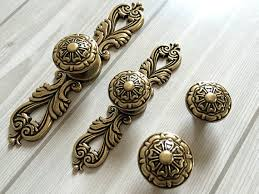 Online Get Cheap Gold Kitchen by Aliexpress Buy Dresser Knob Drawer Knobs Pulls Handles Intended