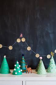 o crafty paper christmas trees honest to nod