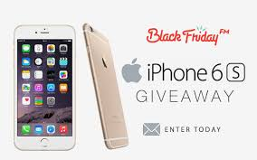 black friday iphone 6s winner announced win an iphone 6s join the blackfriday fm email