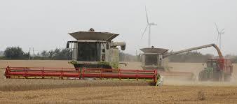 World Biggest Combine Harvester 2 Claas Lexion 770 Farm