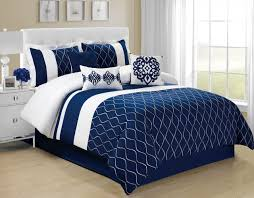 Bedroom With Yellow Walls And Blue Comforter Bedroom Charming Navy Blue Comforter For Bedroom Furniture Ideas