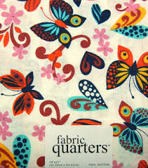 butterfly fabric quarter assorted joann