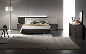 Modern Contemporary Bed Modern Bedrooms - Modern contemporary bedroom design ideas