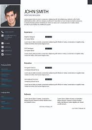 Design Resume Samples 100 Free Resume Website Best 25 Free Resume Templates Word