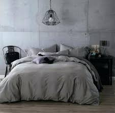 Grey Bedding Sets King Gray Bed Sheets Luxury Grey Cotton Bedding Sets Sheets