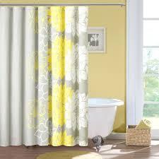 Kassatex Shower Curtain Light Gray Striped Shower Curtain Shower Curtains Design