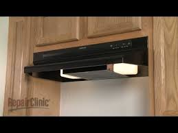 range vent hood lights not working repair parts repairclinic com