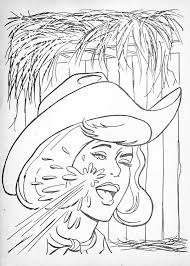 Crayola Horrors A Look At Some Odd And Unsettling Vintage 80s Coloring Pages