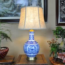 White Ceramic Bedroom Lamps Compare Prices On Handmade Table Lamp Online Shopping Buy Low