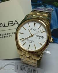 Jam Tangan Alba jam tangan alba axnd40x1 original trans market arloji