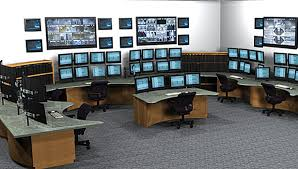 Control Room Desk Building A Solid Foundation With The Right Racks And Consoles In