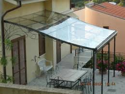 tettoie per terrazze tettoie tettoie in ferro battuto tettoia per terrazzo tettoia