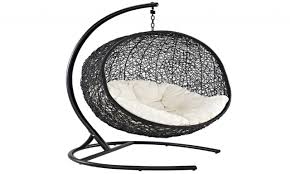 Hanging Swing Chair Outdoor by Top Swinging Patio Chair Deluxe Outdoor Hanging Swing Chair Garden