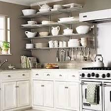 Open Kitchen Shelves Instead Of Cabinets 6 Clever Ways To Customize Kitchen Cabinets With Contact Paper
