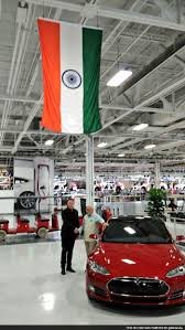 tesla dealership pm modi takes a tour of tesla motors in san jose photo gallery