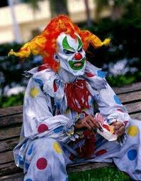 scary clown costumes best 25 creepy clown ideas on scary clown makeup