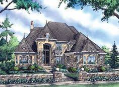 Chateauesque House Plans New American House Plan With 2246 Square Feet And 4 Bedrooms From
