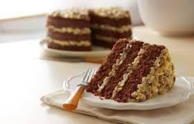 delicious 3 layer german chocolate cake recipe just a pinch