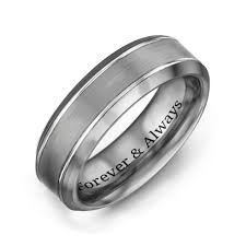 promise rings for men personalized promise rings created simply by you for him jewlr