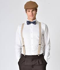 what hair styles suit braces men s vintage style suspenders
