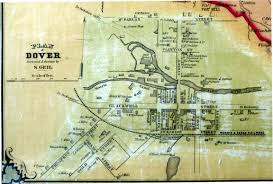 Map Of New Jersey And Pennsylvania by Historical Morris County New Jersey