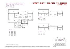 Ecopolitan Ec Floor Plan by Treasure Crest Executive Condominium Singapore Ec Forestville
