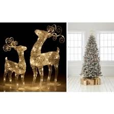 up to half price on selected trees decorations wilko