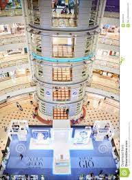 shopping mall in petronas twin towers editorial photo image