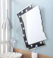 where to buy bathroom mirrors buy elegant arts and frames browns synthetic wood bath mirror online
