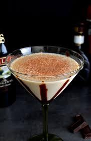 liqueur martini baileys martini pepper delight