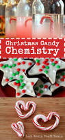 christmas candy chemistry science experiments science fun