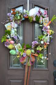 easter decorations for sale 36 best easter wreaths bunnie wreaths images on easter