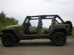 doorless jeep wrangler doorless 4 door pics page 7
