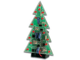 led christmas tree led christmas tree electronic kit mk100