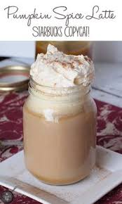 the best homemade pumpkin spice latte recipe homemade pumpkin